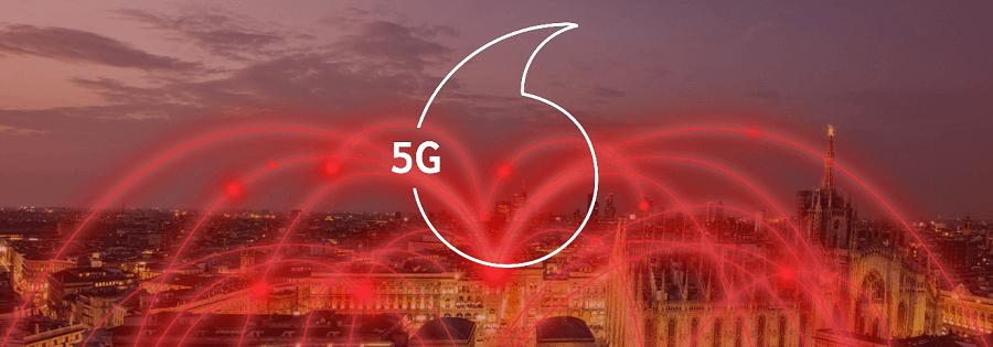 Vodafone e il 5G