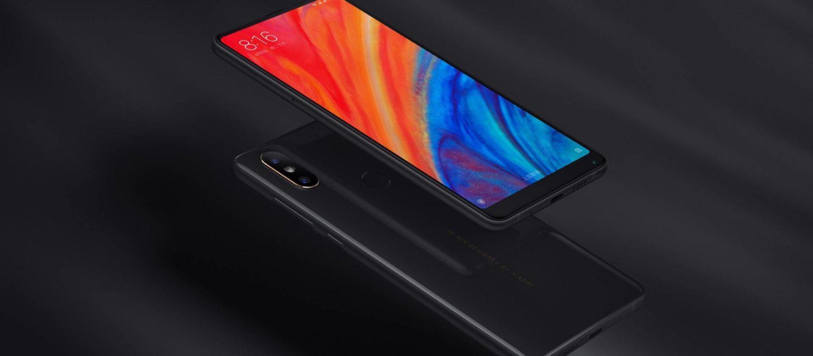 Android P per Xiaomi Mi Mix 2S spunta in rete