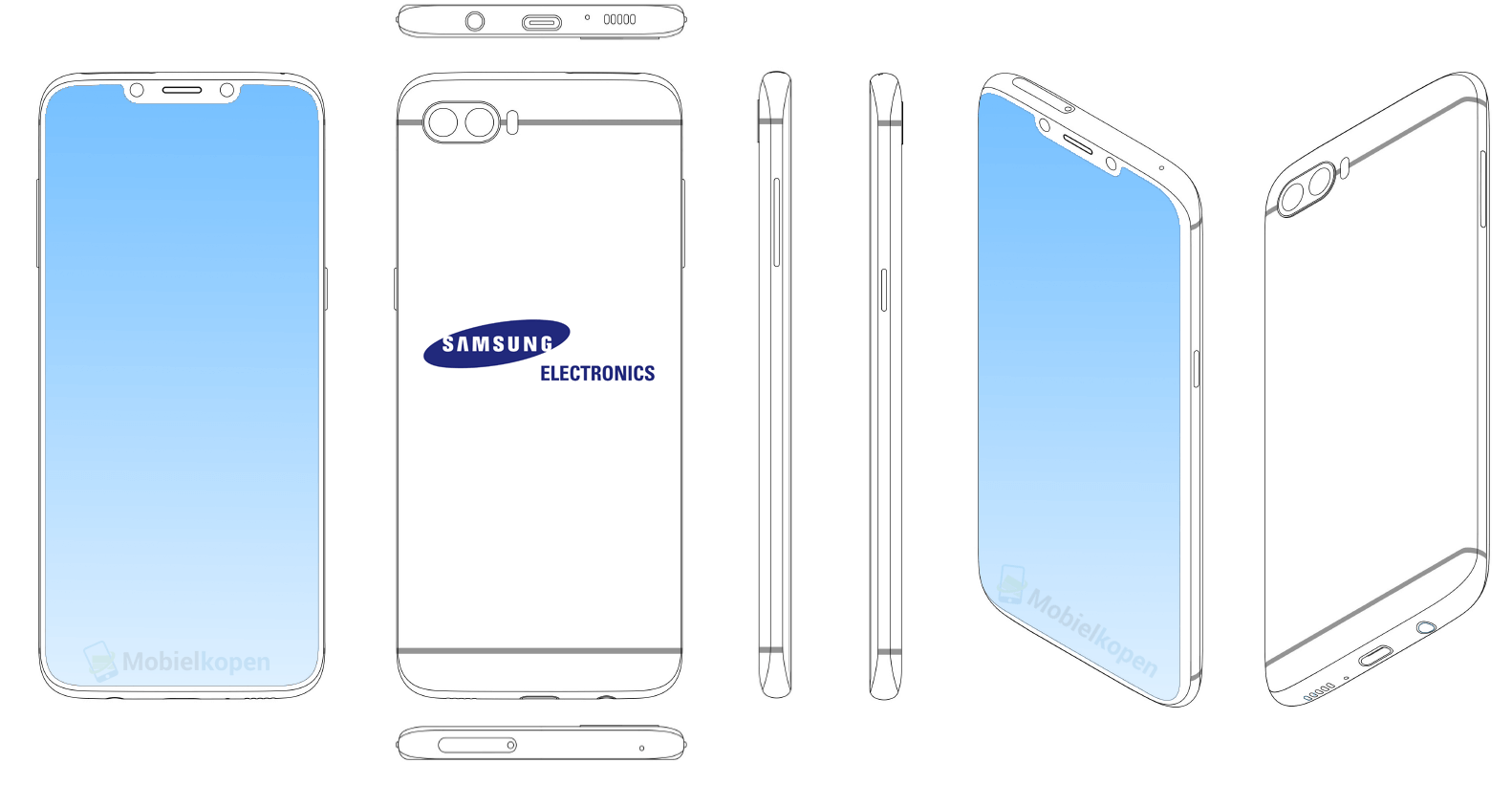 Samsung col notch