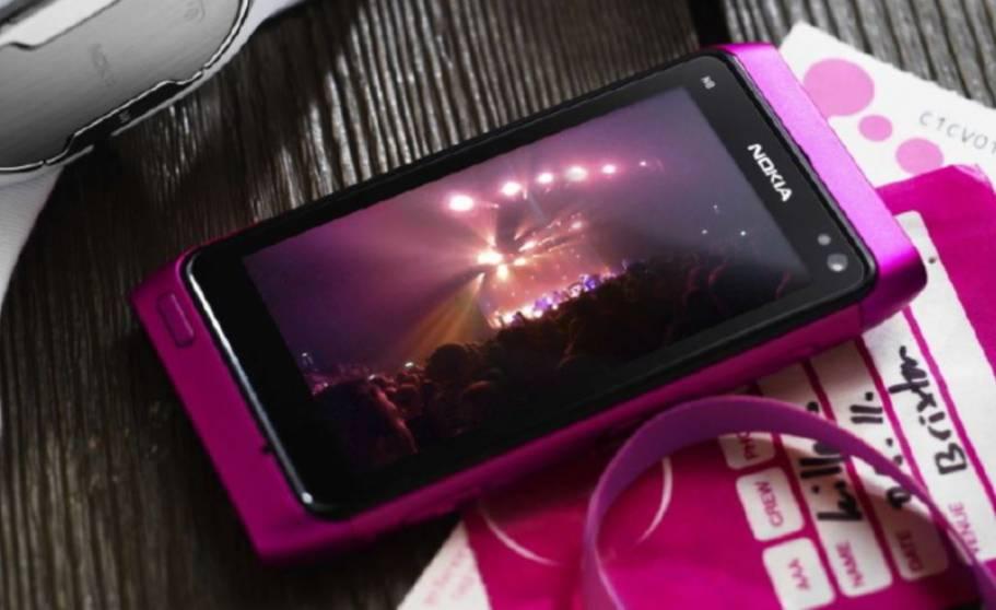 Teaser Nokia N9