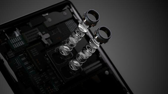 Xz2 Premium camera