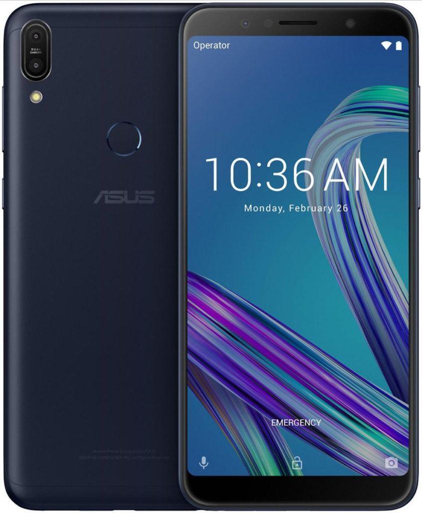 Trapelano nuove immagini di Asus Zenfone Max Pro (M1)