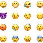 Le emoji potrebbero essere inserite su google chrome