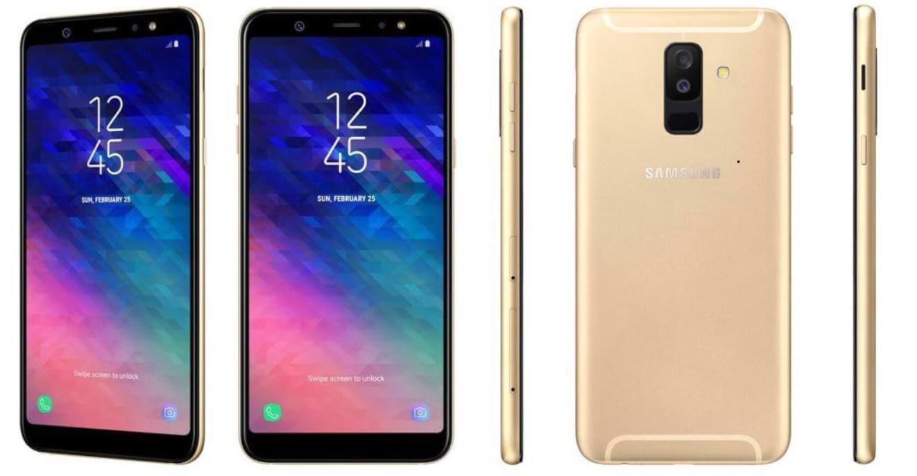 Emerse le specifiche del Galaxy A6 Plus