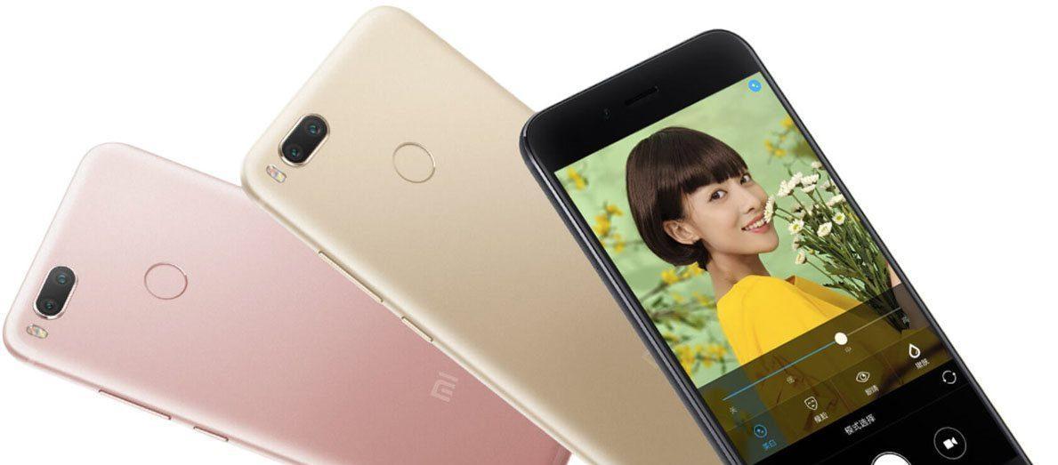 Xiaomi Mi A1 non più disponibile a causa dell'A2?