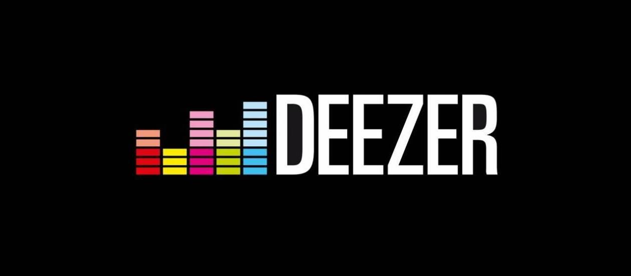 Logo Deezer per copertina