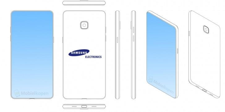Samsung Borderless