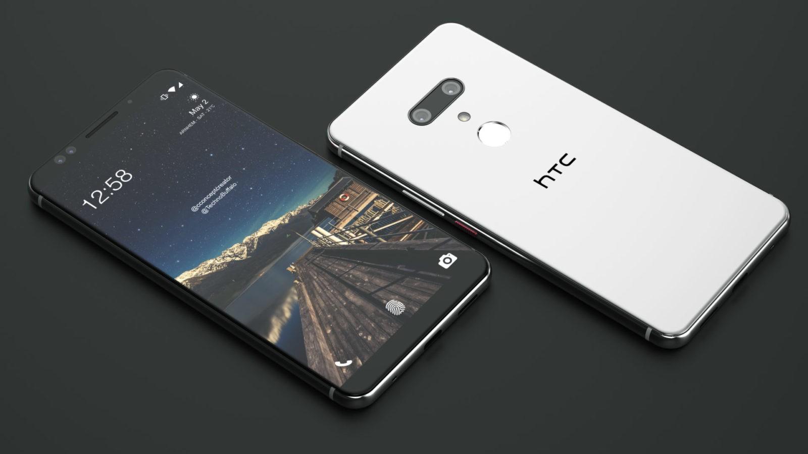 Concept HTC U12