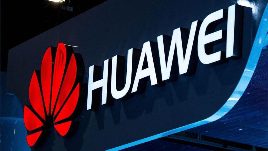 Il logo di Huawei