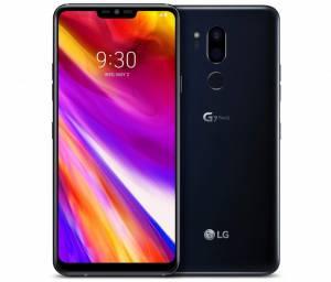 Ecco la colorazione nera di LG G7 ThinQ