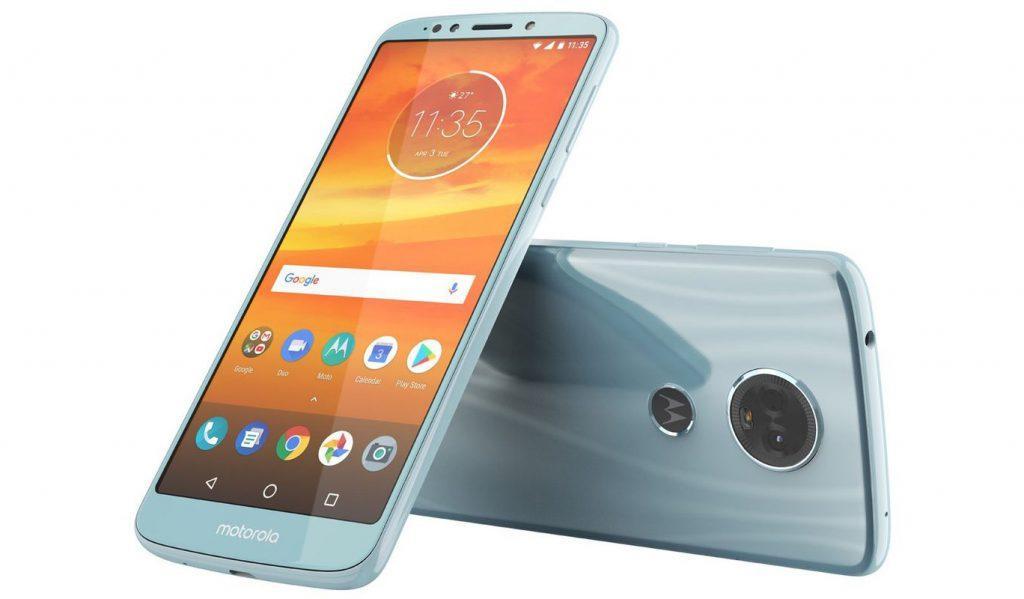 Moto E5 destinato a rimanere con Android 8.0?
