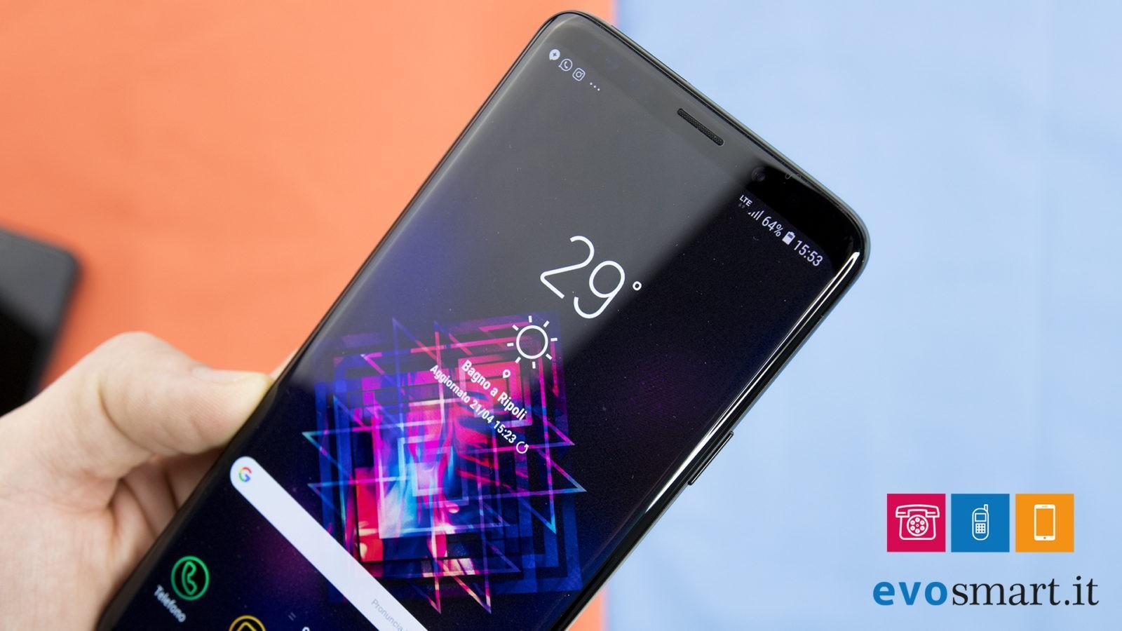 Galaxy S9+ Vs P20 Pro
