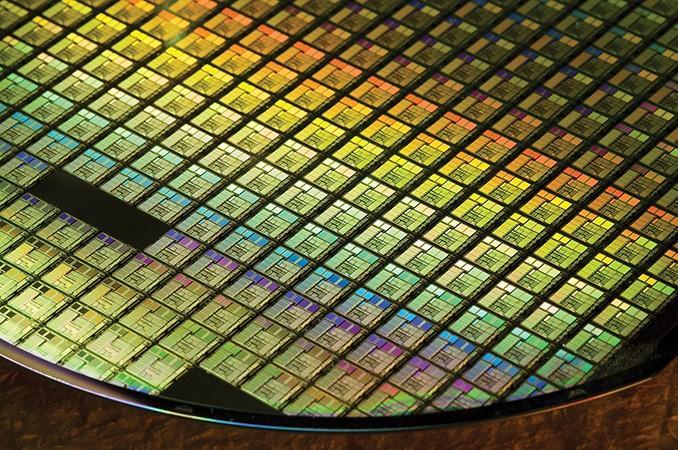 TSMC annuncia di aver iniziato la produzione di massa di chip a 7 nanometri