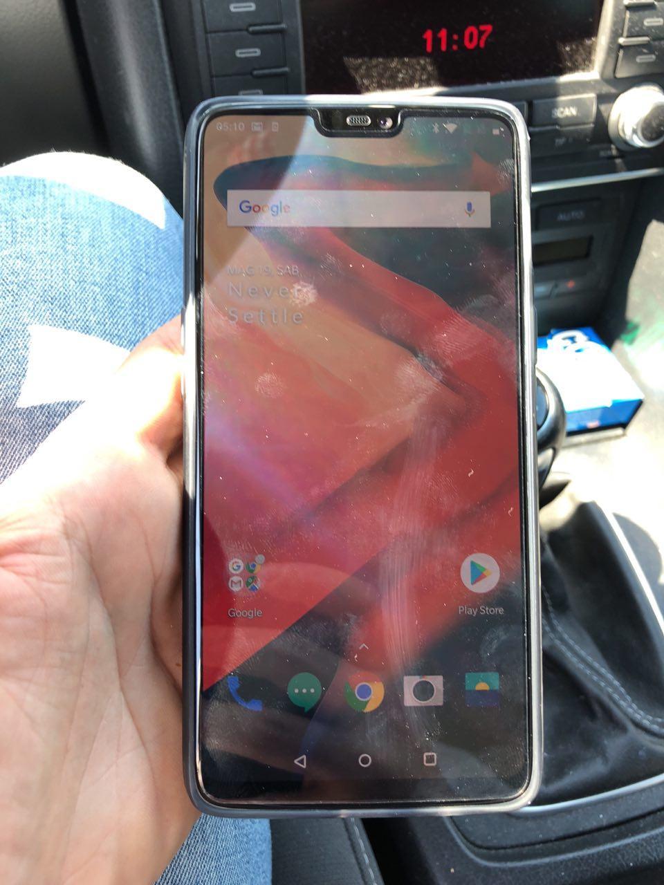 OnePlus 6 arrivato tramite Amazon   Evosmart.it