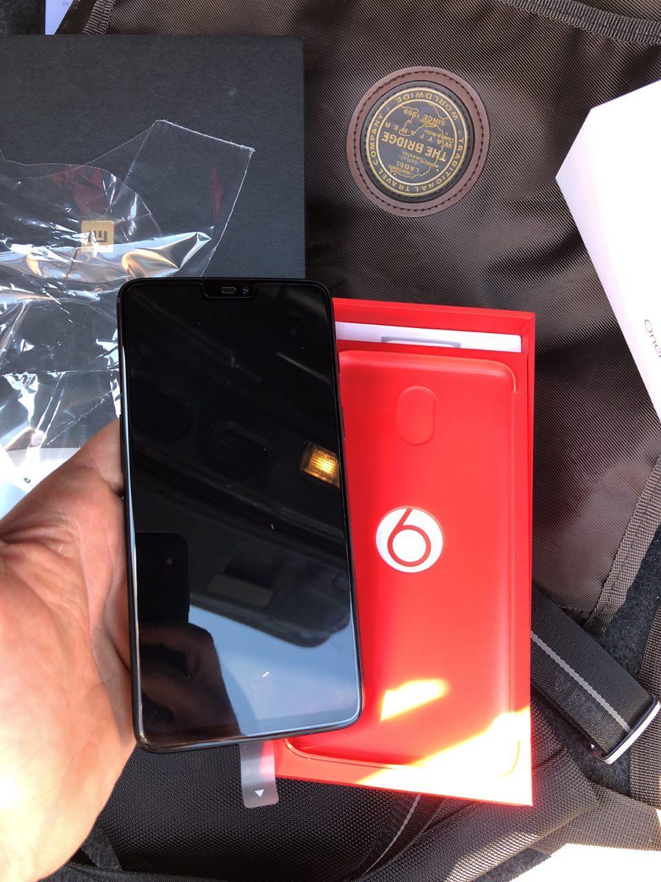 OnePlus 6 arrivato tramite Amazon | Evosmart.it
