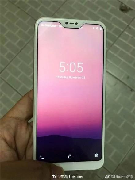 Xiaomi Redmi 6 foto 2