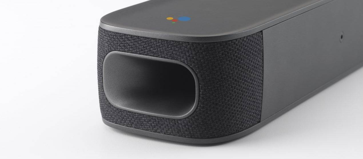 Google e JBL presentano una soundbar smart | Evosmart.it