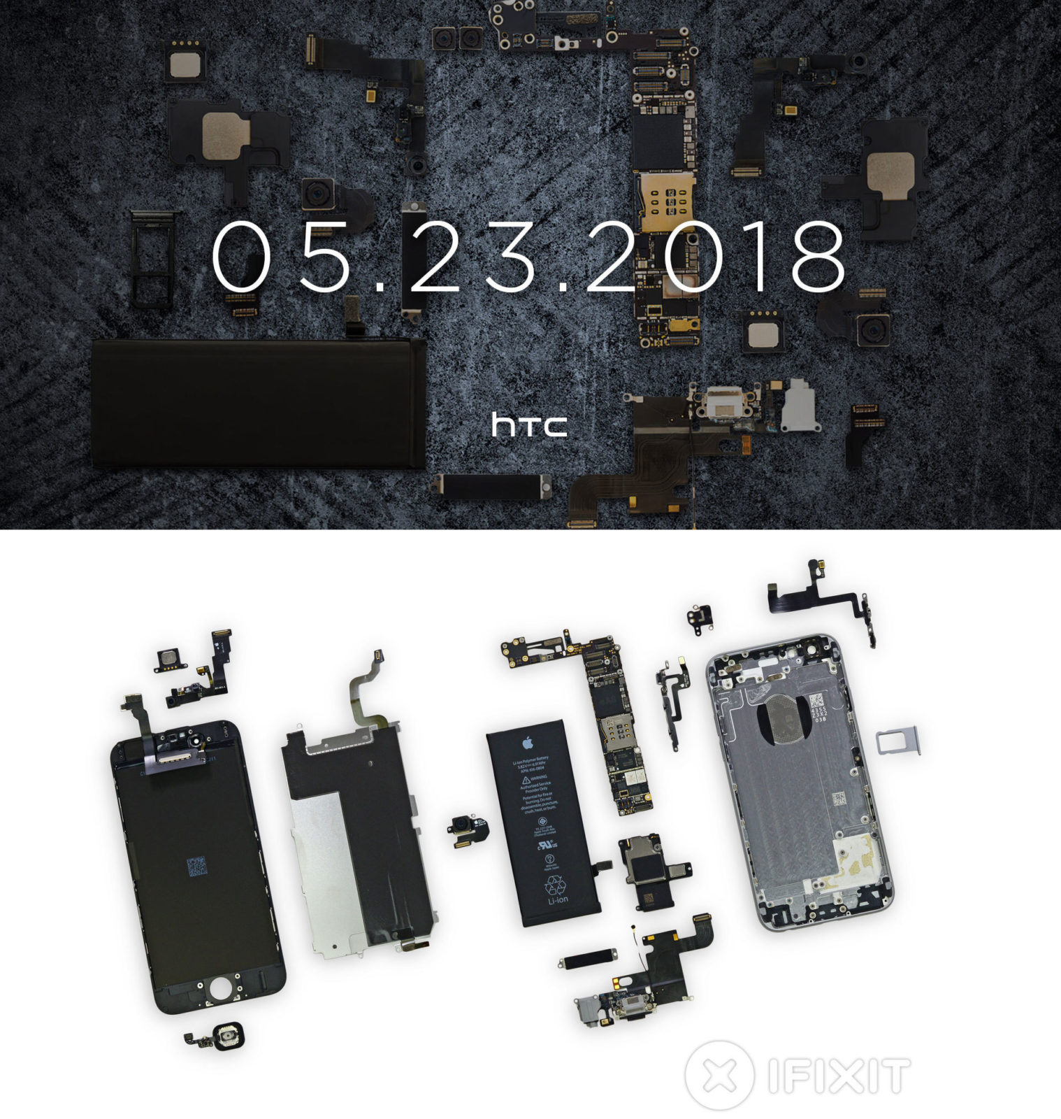 Componenti di iPhone 6