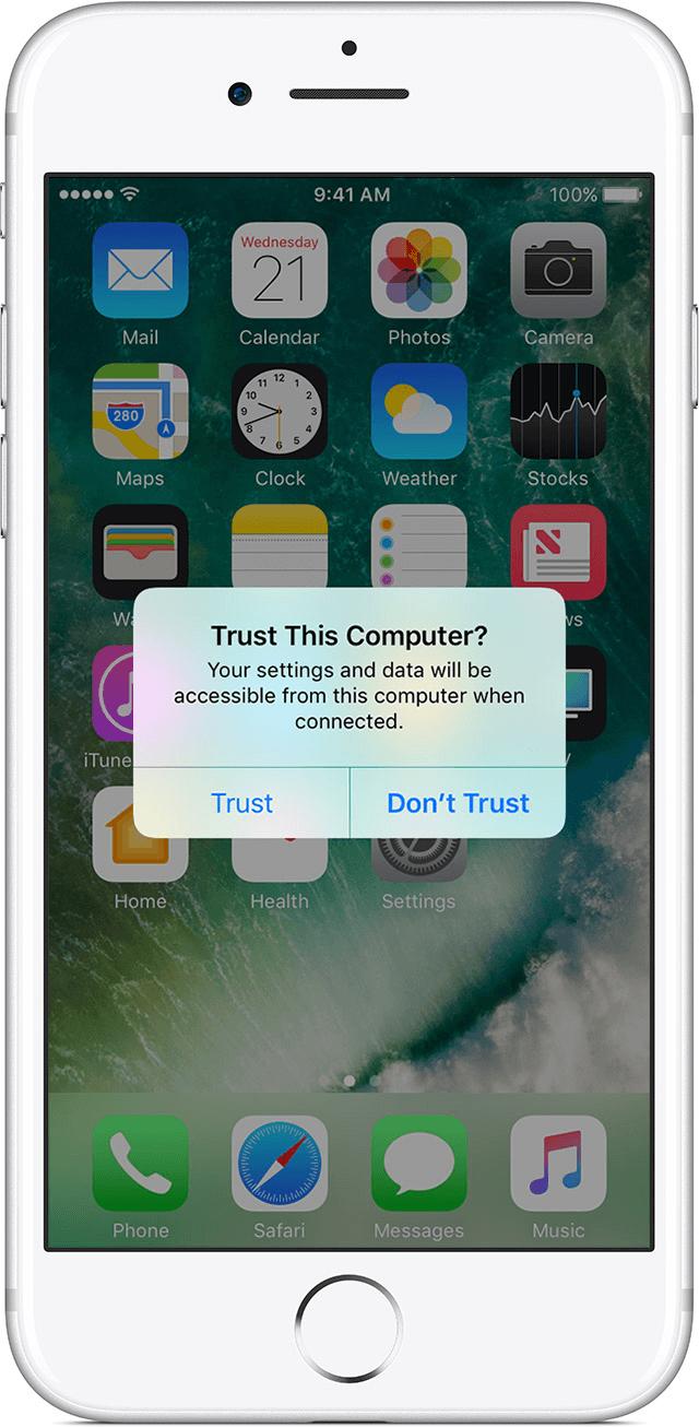 """Una nuova vulnerabilità iOS: ecco il """" Trustjacking"""""""