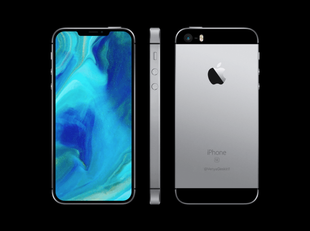 Un nuovo render fa ben sperare su Iphone SE2