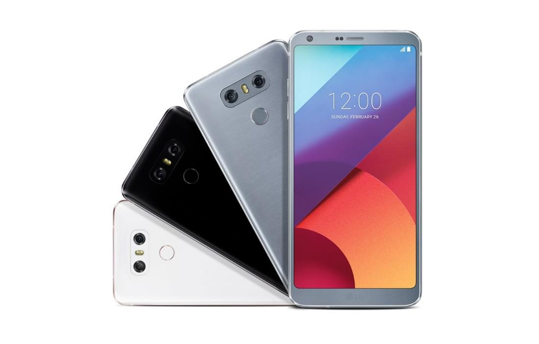 Anche LG G6 erediterà la dicitura ThinQ