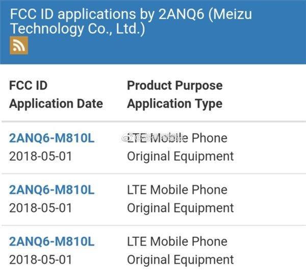 Questo smartphone potrebbe essere il primo Android Go di Meizu