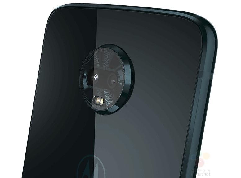 Ecco i primi render ufficiali di Moto Z3 Play | Evosmar.it