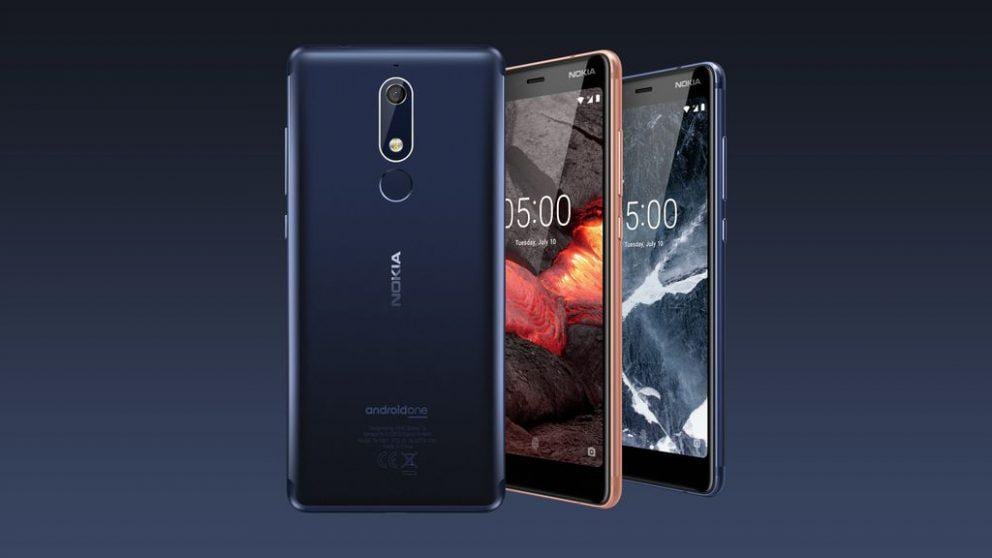 Nokia 5.1 un nuovo modello per Nokia