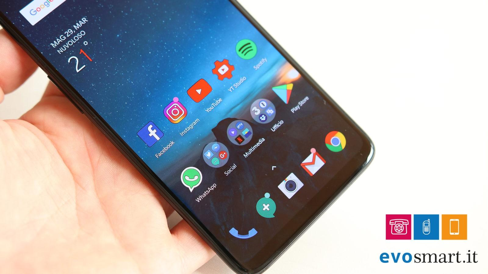 OnePlus 6 Display