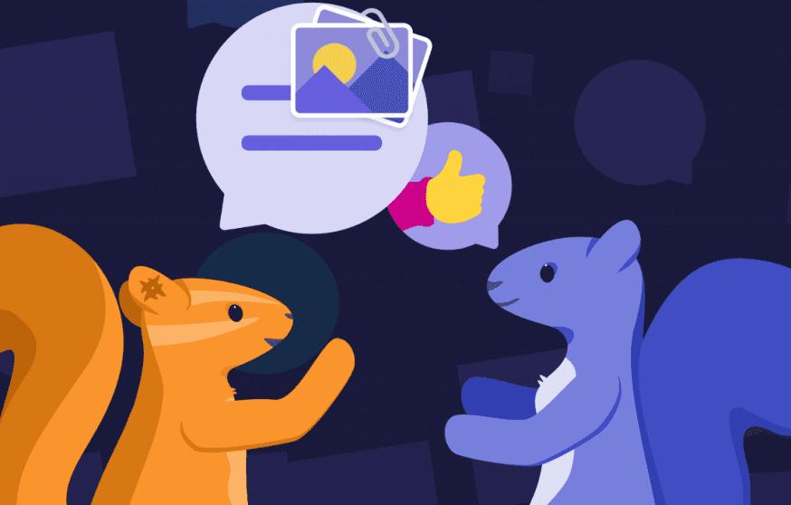 Squirrel è la nuova app di messagistica di Yahoo