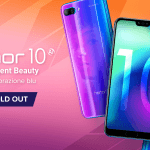 Honor 10 sold out