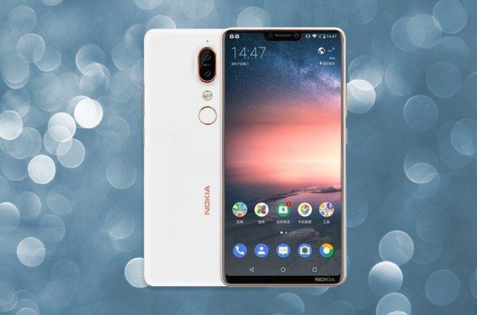Nokia X(6) Immagine leaked