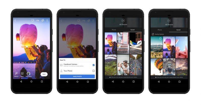 Facebook Camera | Evosmart.it