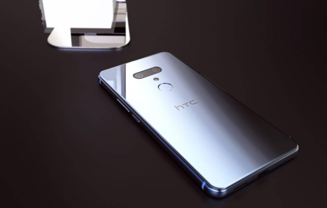 HTC U12+ mostrato in video con i componenti di un iPhone?