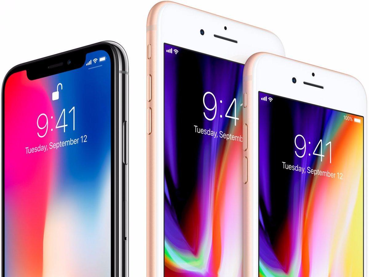 iPhone 8 e 8 Plus l'accoppiata vincente