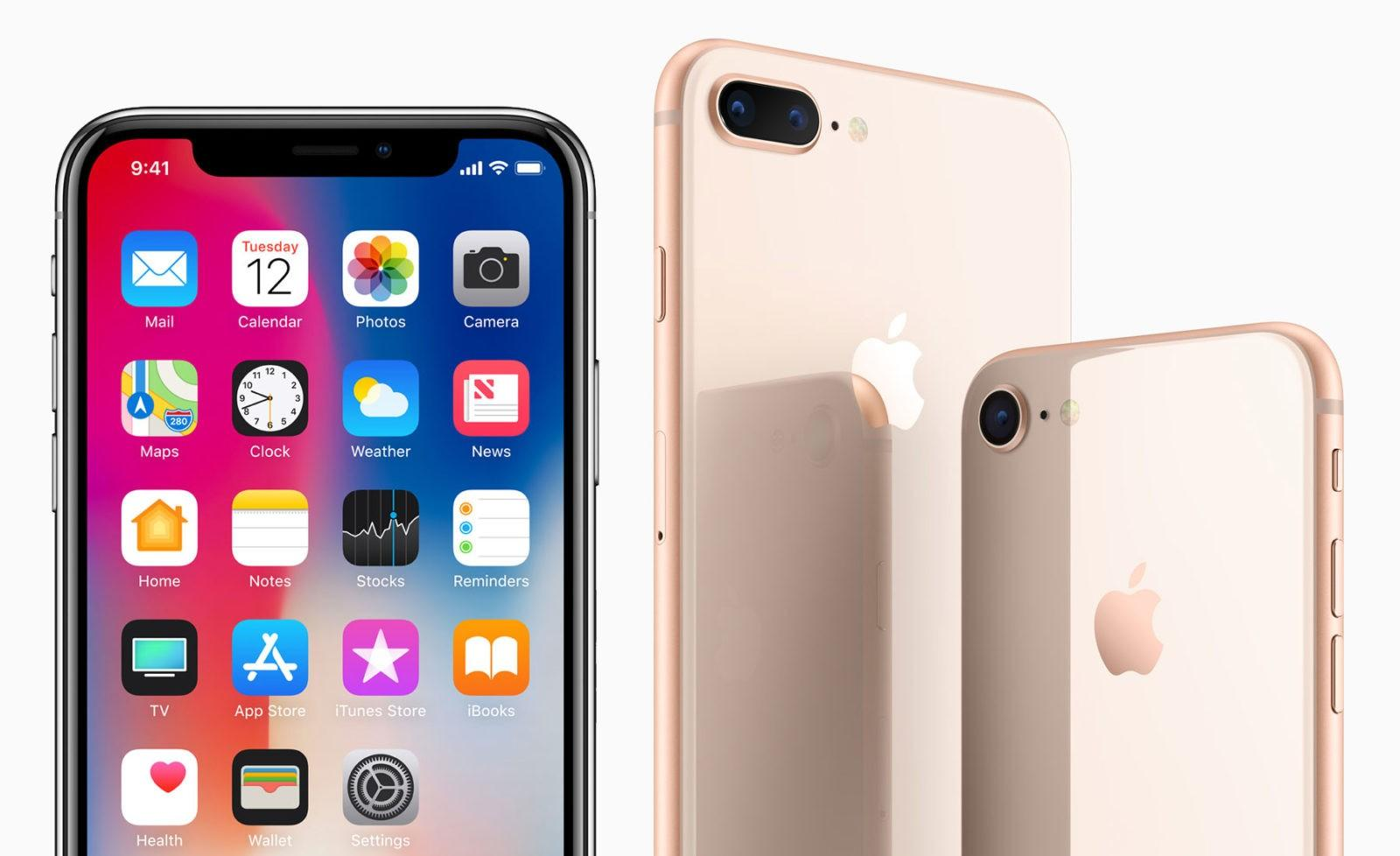 iPhone 8 e 8 Plus l'accoppiata vincente