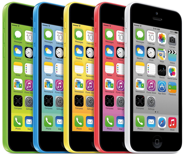 iPhone LCD in 3 colorazioni diverse?