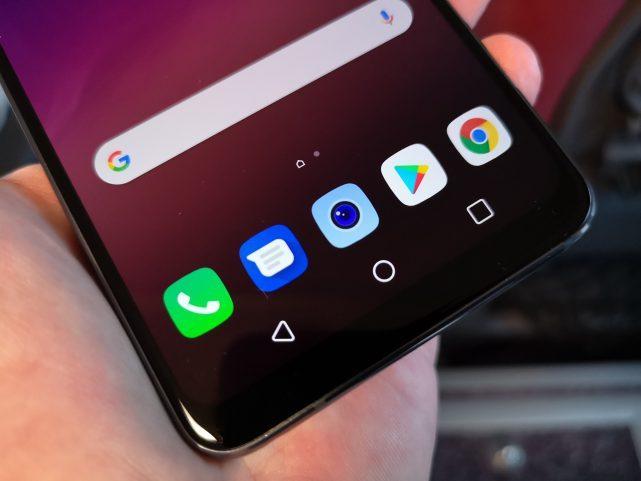 Apple per il suo iPhone dotato di schermo LCD potrebbe sfruttare la tecnologia Super Bright Display di LG G7 ThinQ.