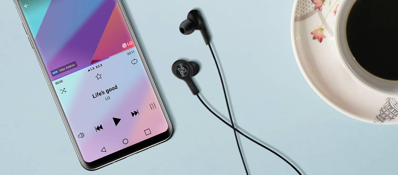 LG spiega cosa si cela dietro al reparto audio di G7 ThinQ