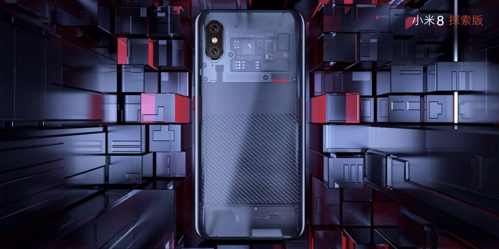 Mi 8 Explorer Edition | Evosmart.it