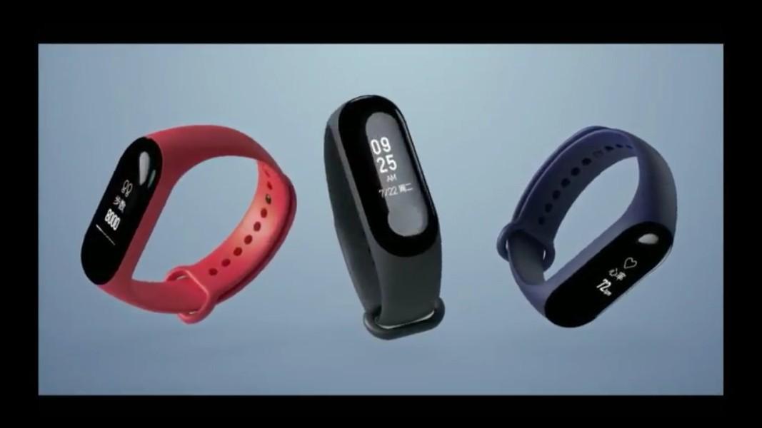 Xiaomi presenta MI Band 3