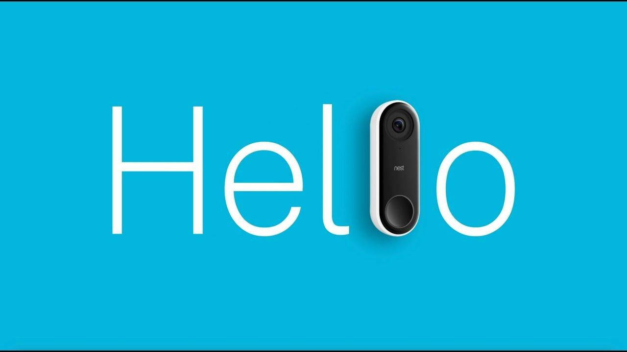 Nest Hello, il campanello smart arriva in Italia!
