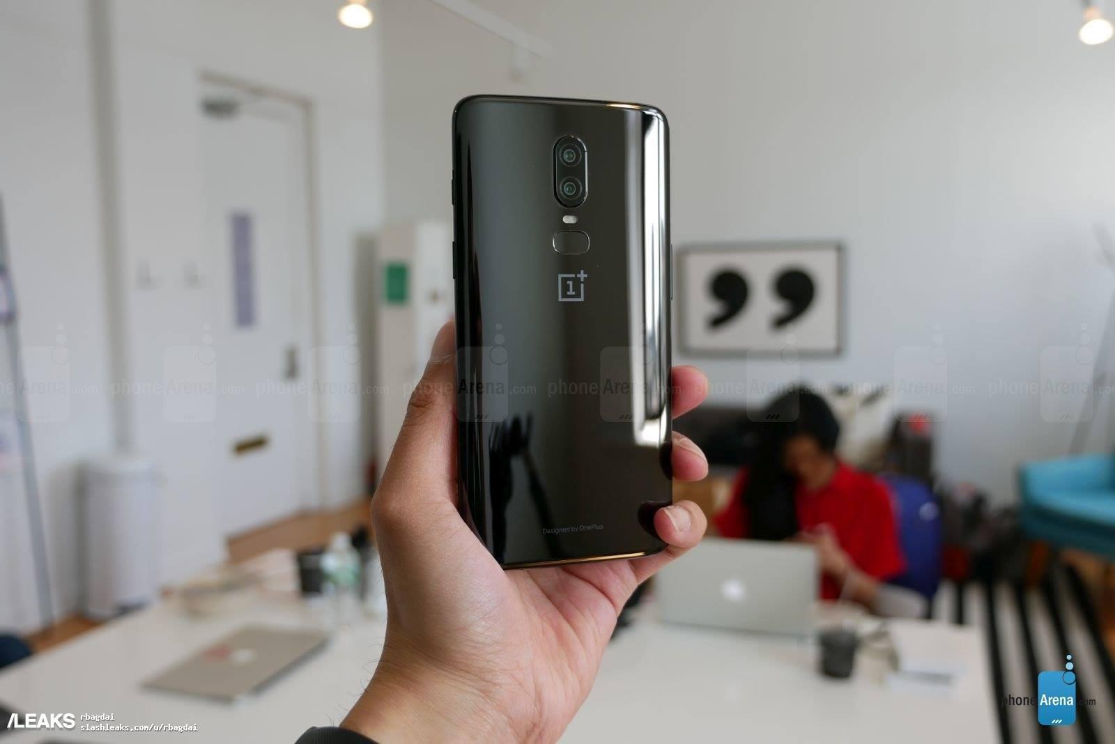 Alcune foto mostrano in anteprima OnePlus 6 | Evosmart.it