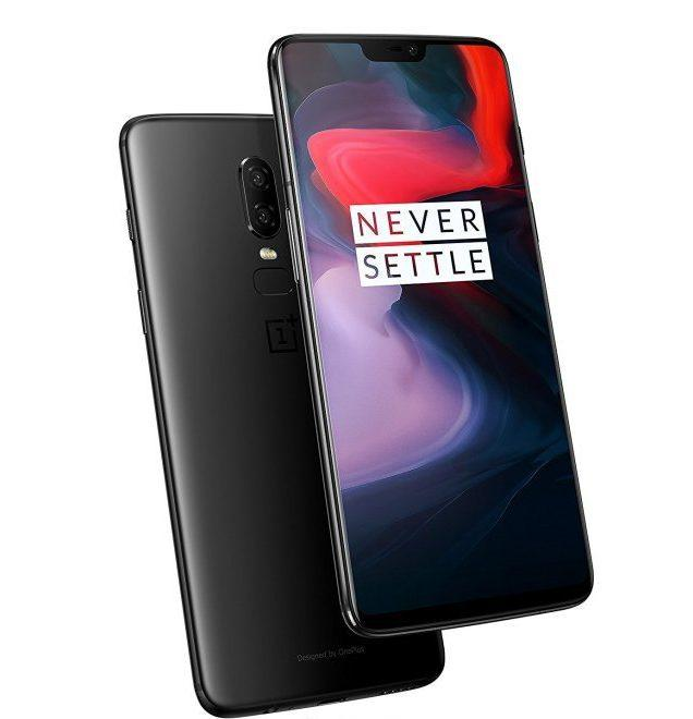 OnePlus 6 immagine amazon 1