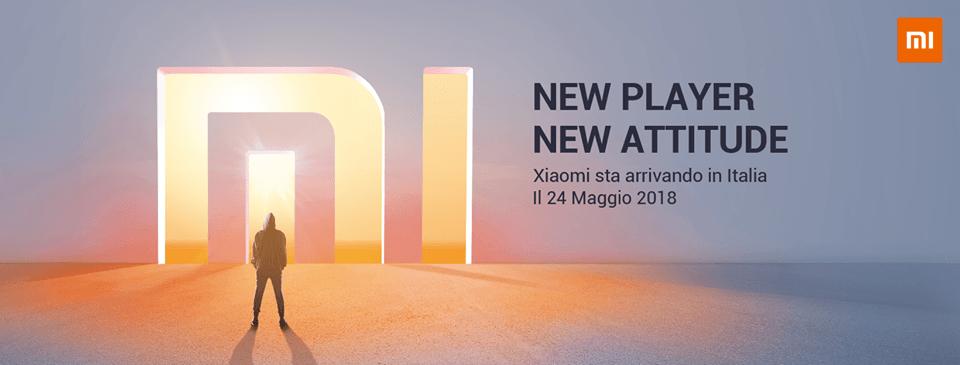 Xiaomi arriverà in italia il 24 Maggio