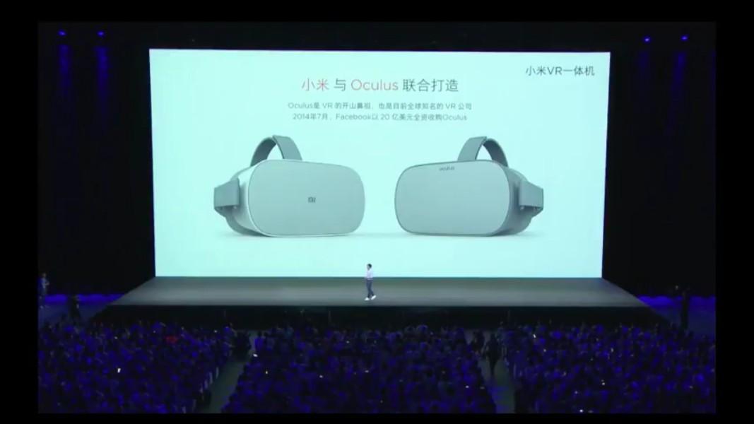 Xiaomi presenta MI VR, nuovo visore per la realtà aumentata | Evosmart.it