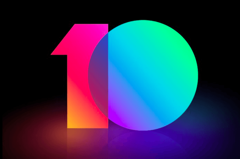 MIUI 10 teaser poster 2