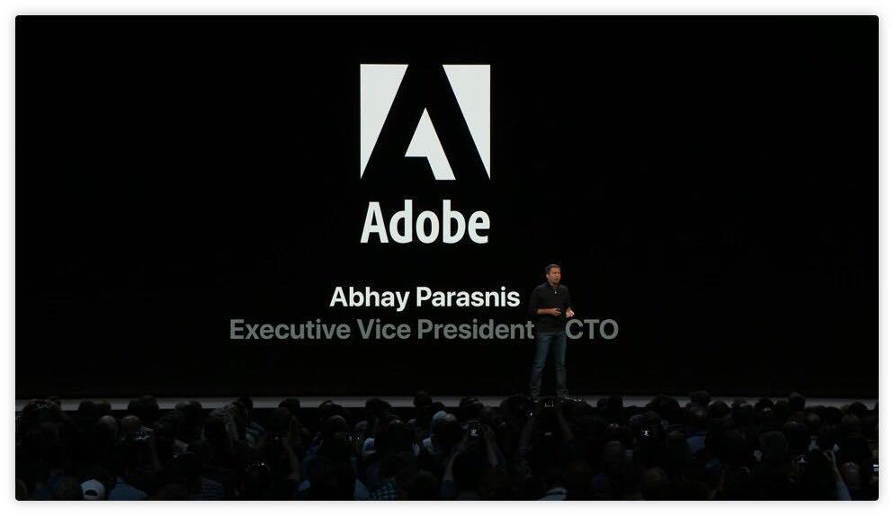 Adobe diventa patner Apple | Evosmart.it