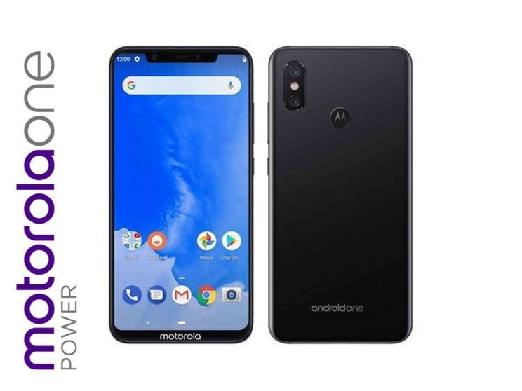 Ecco i novi render di Motorola One Power