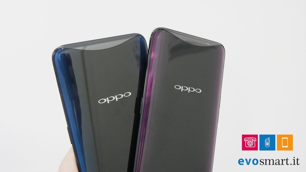 Recensione Oppo Find X